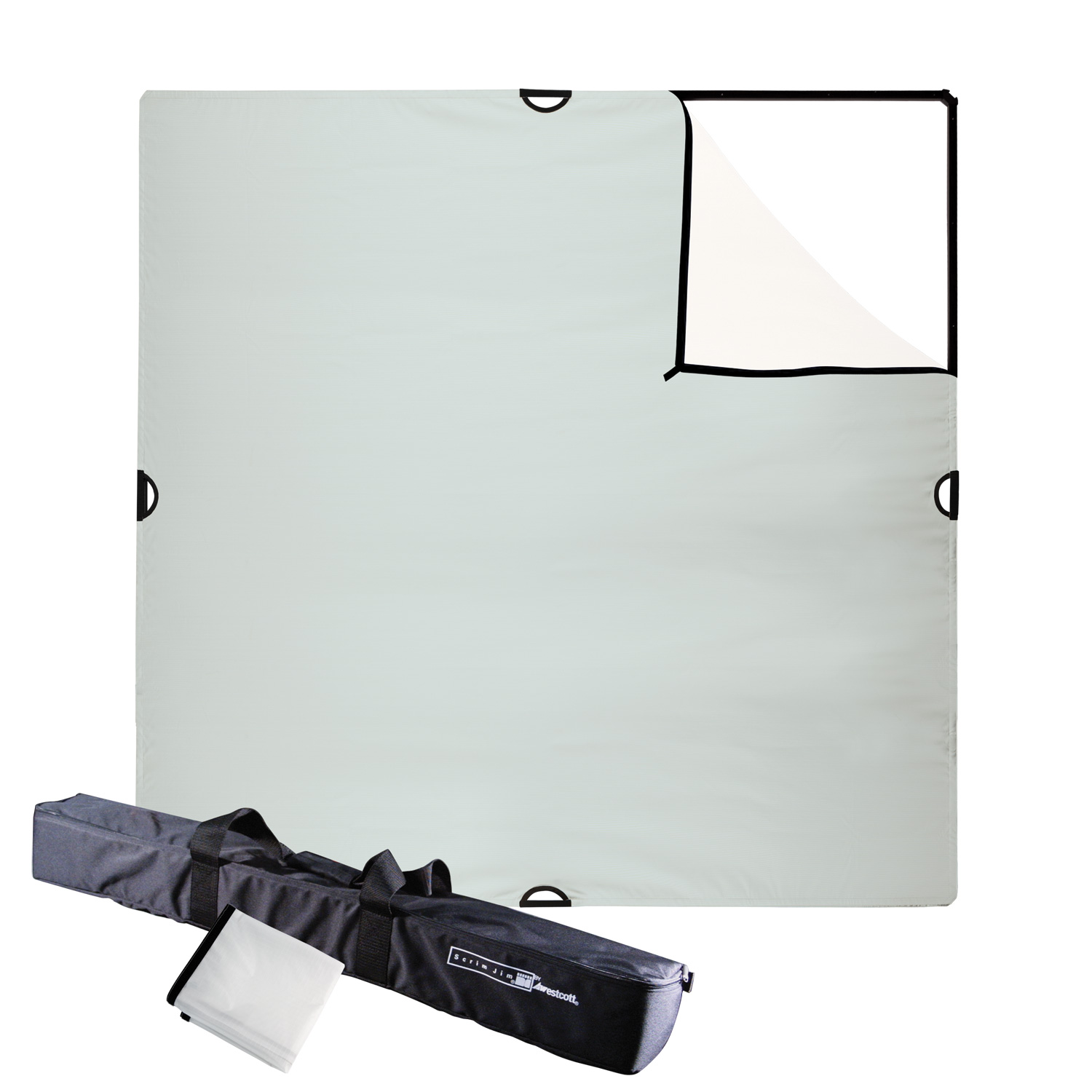 Scrim Jim 42-in. x 42-in. Kit
