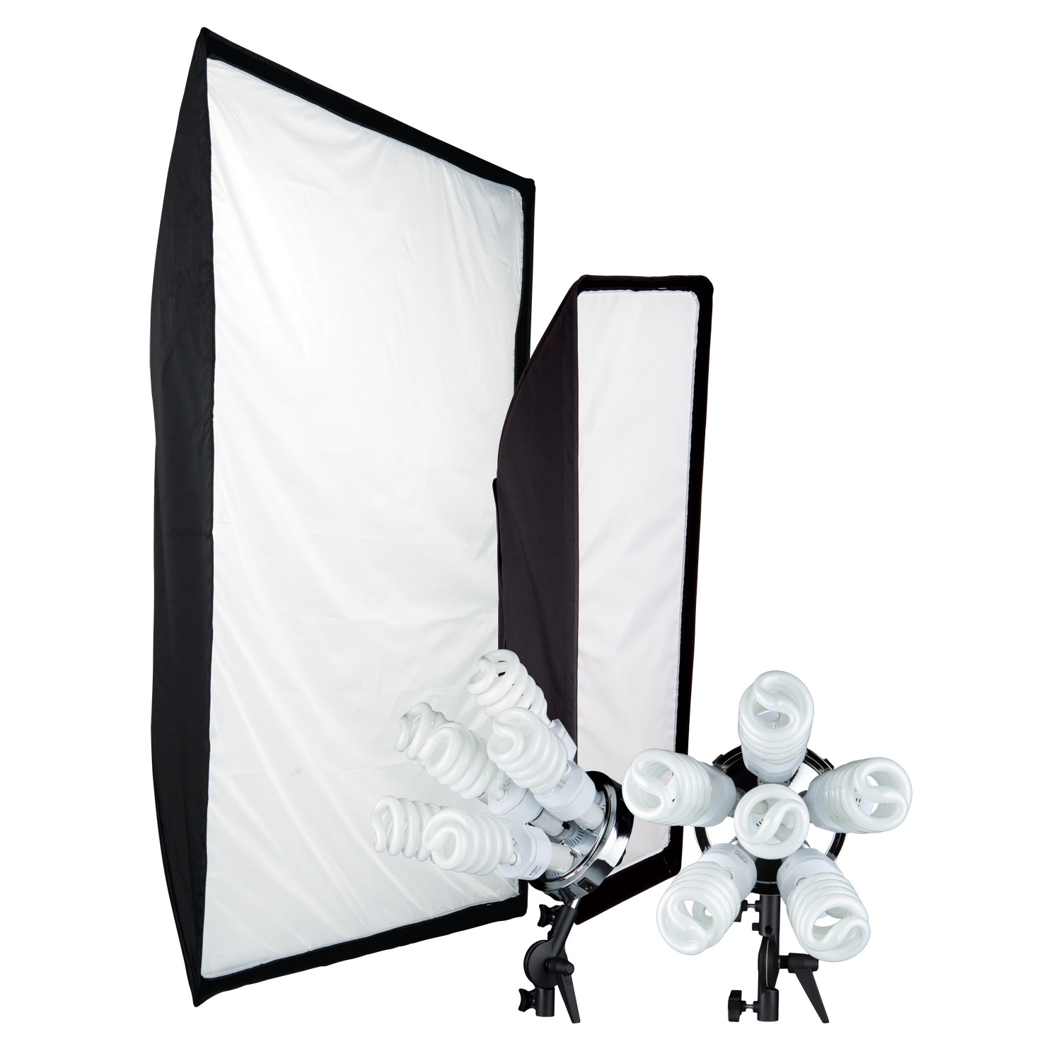 Spiderlite TD6 Shallow Softbox & Stripbank Kit