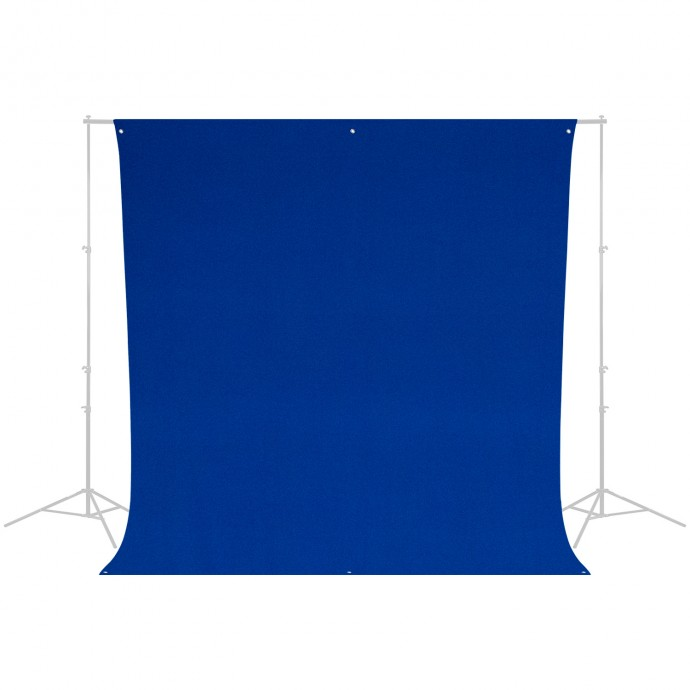 9' x 10' Blue Screen Background