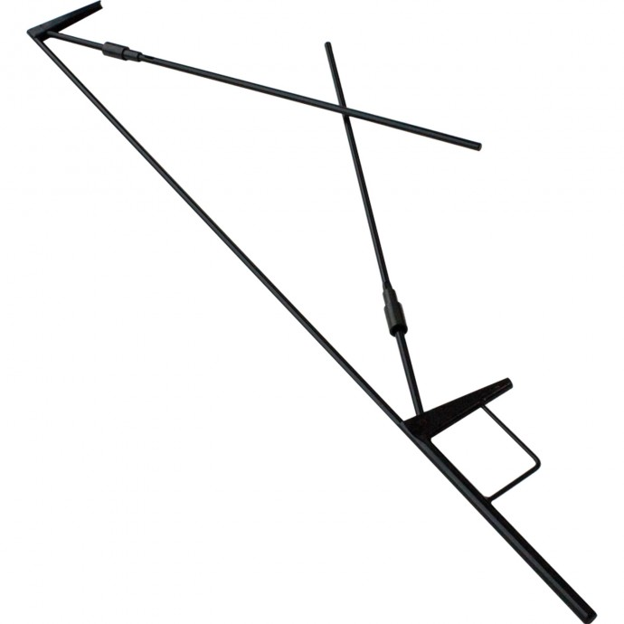 18 inch x 24 inch Collapsible Fast Flag Frame