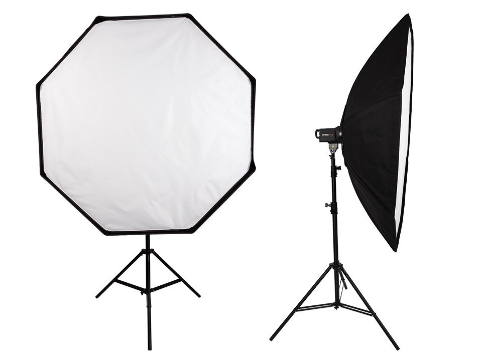 Octabank softbox profile