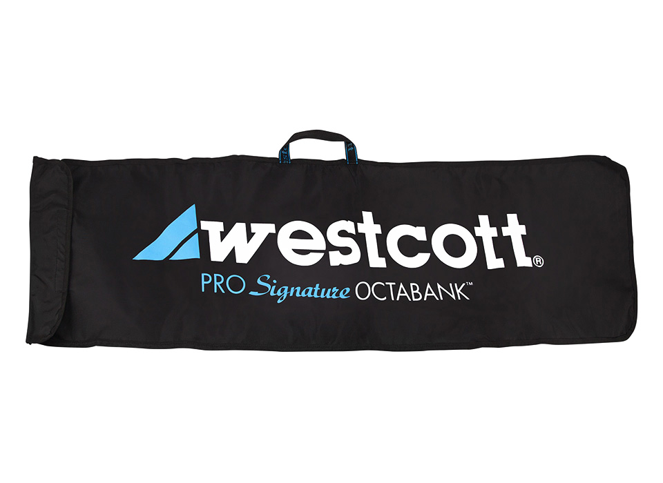Octabank softbox travel bag