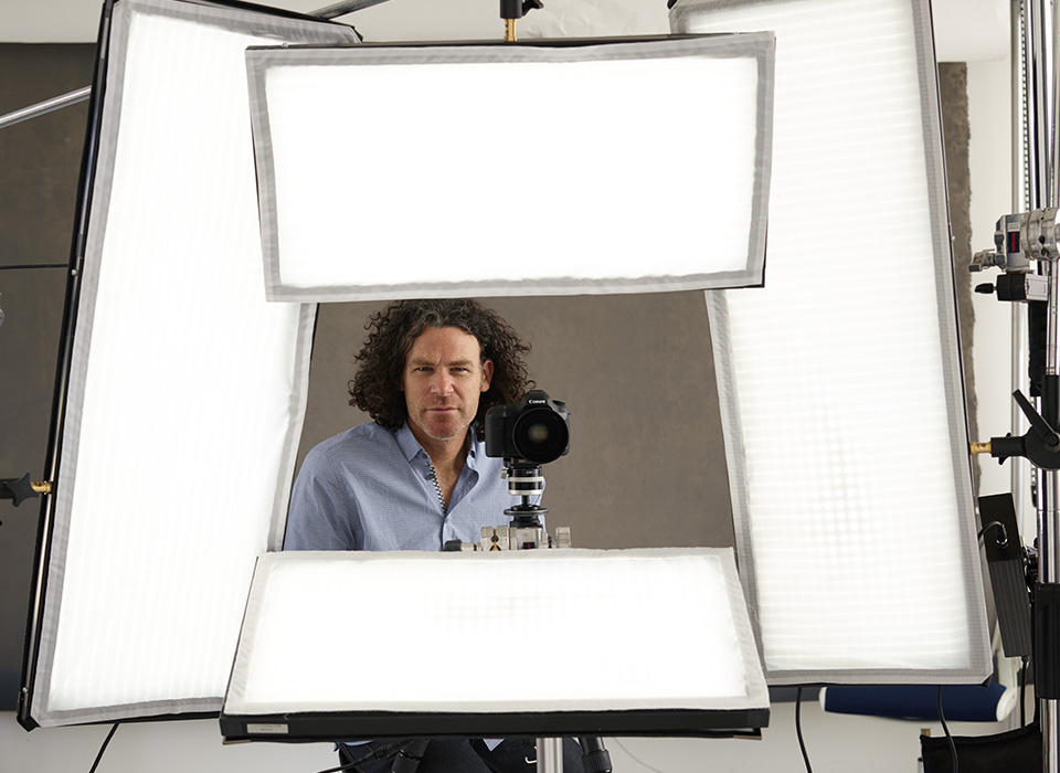 Peter Hurley with Flex Kit