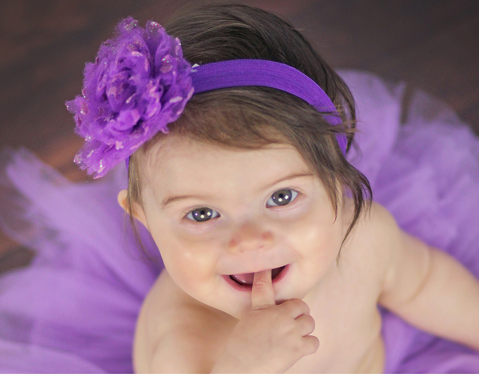 Newborn photography tutu props in a variety of colors