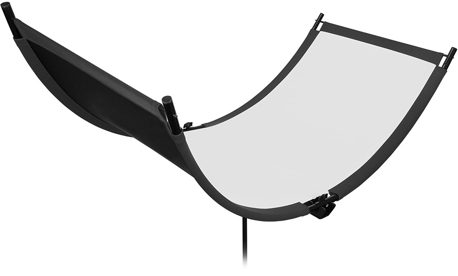 Eyelighter Reflector with White Fabric