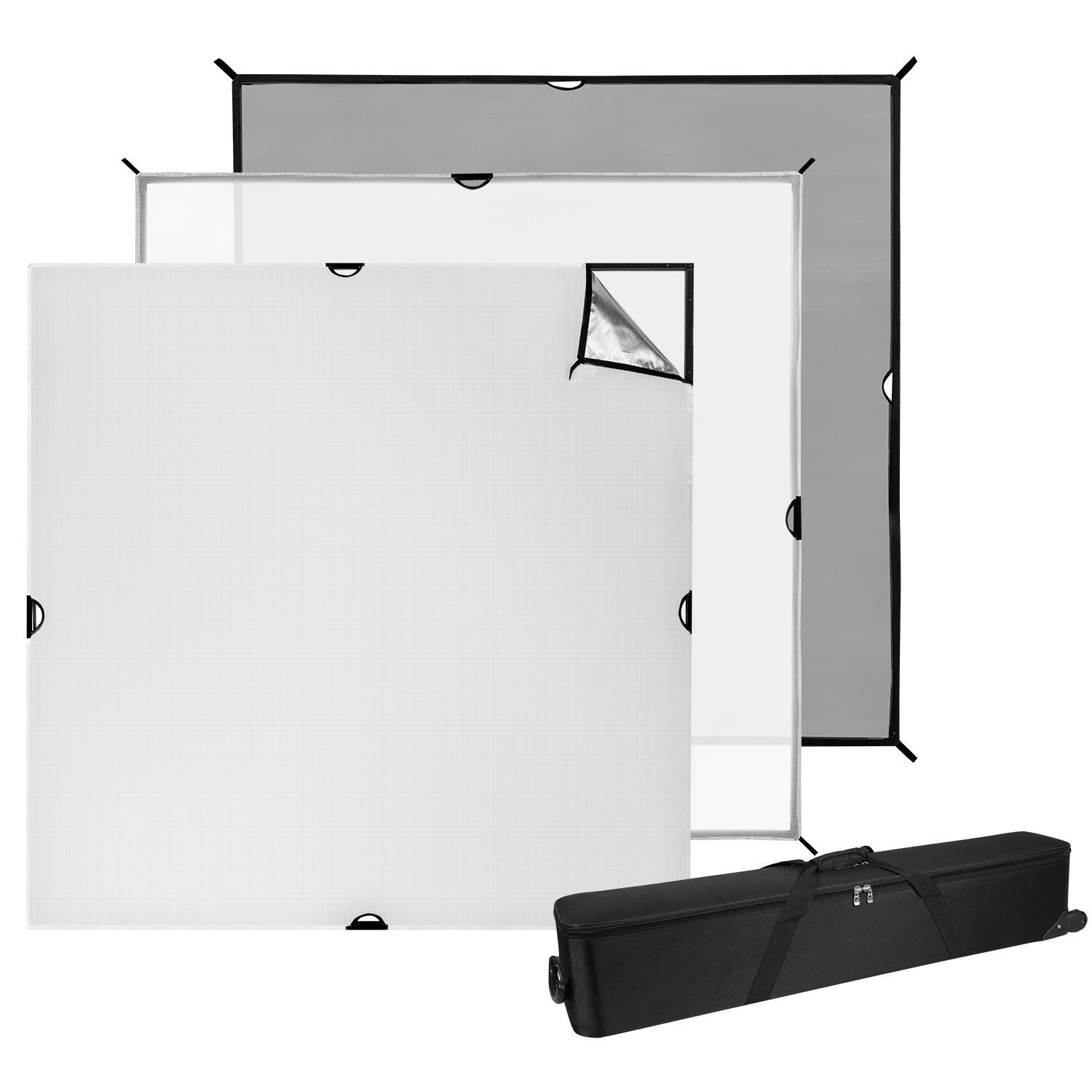 Scrim Jim Cine Video Kit (6' x 6')