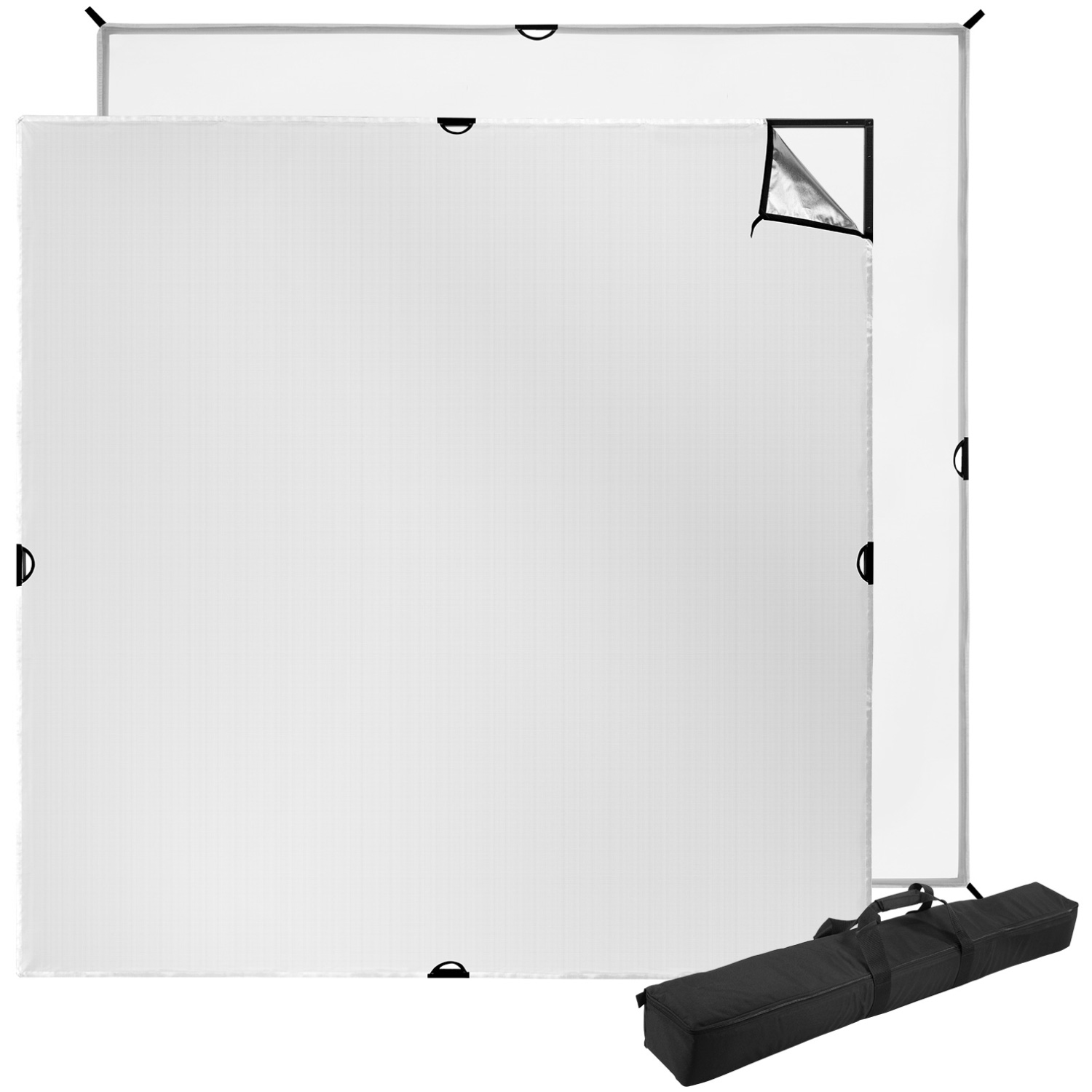 Scrim Jim Cine Kit (8' x 8')