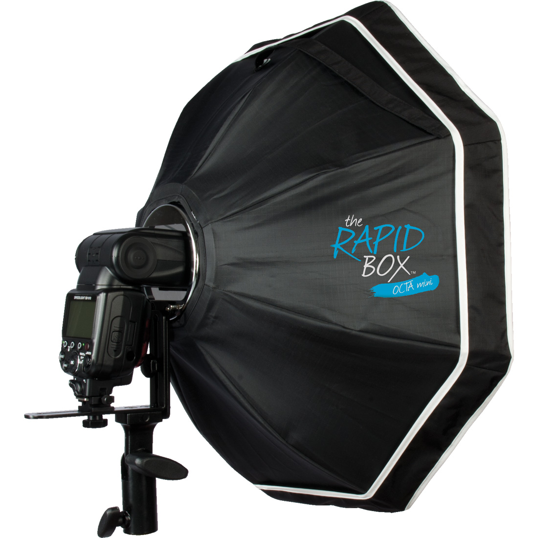 Rapid Box Octa Mini  with Built-in Speedlite Mount (20-in.)