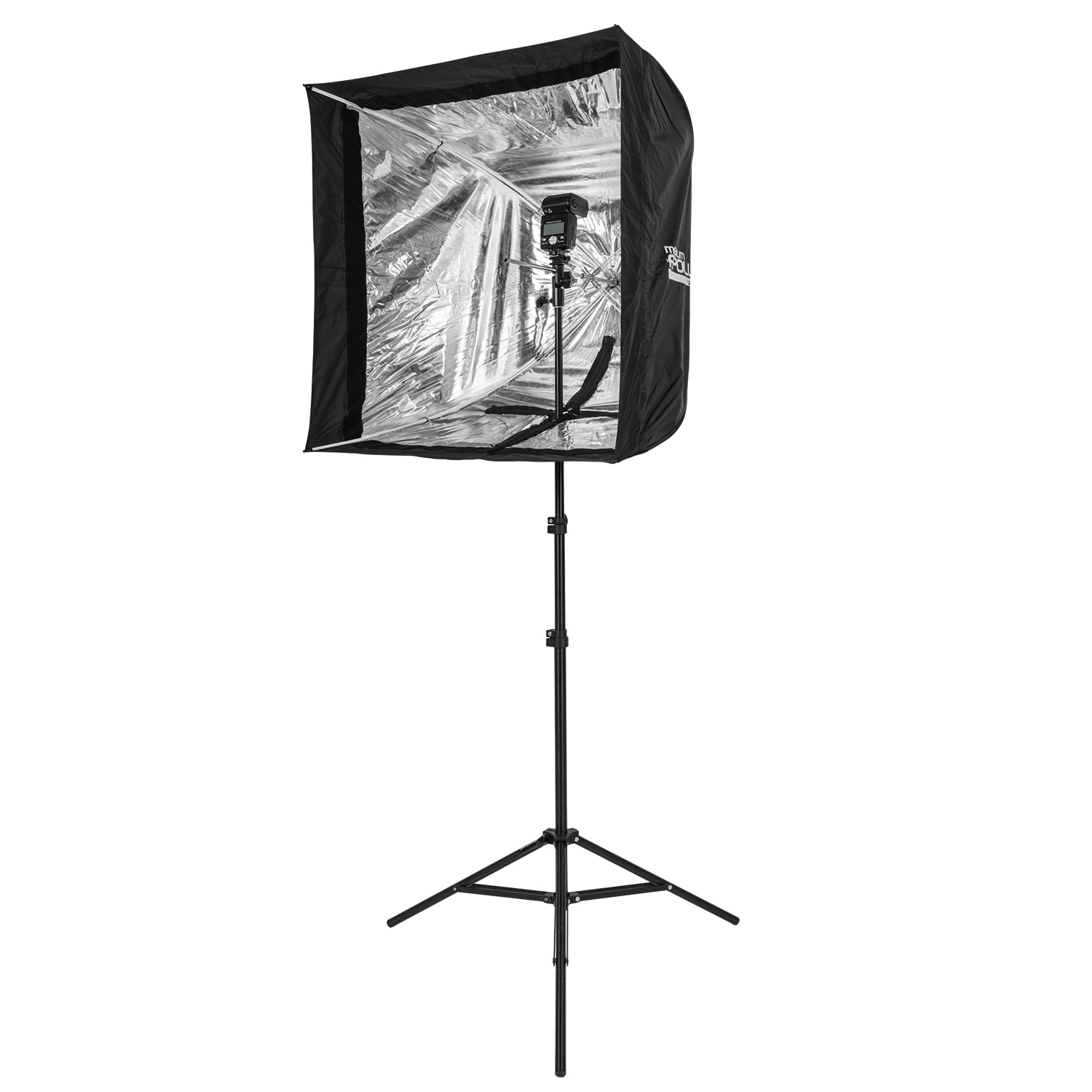 Medium Apollo Speedlite Softbox Kit (28-in. x 28-in.)
