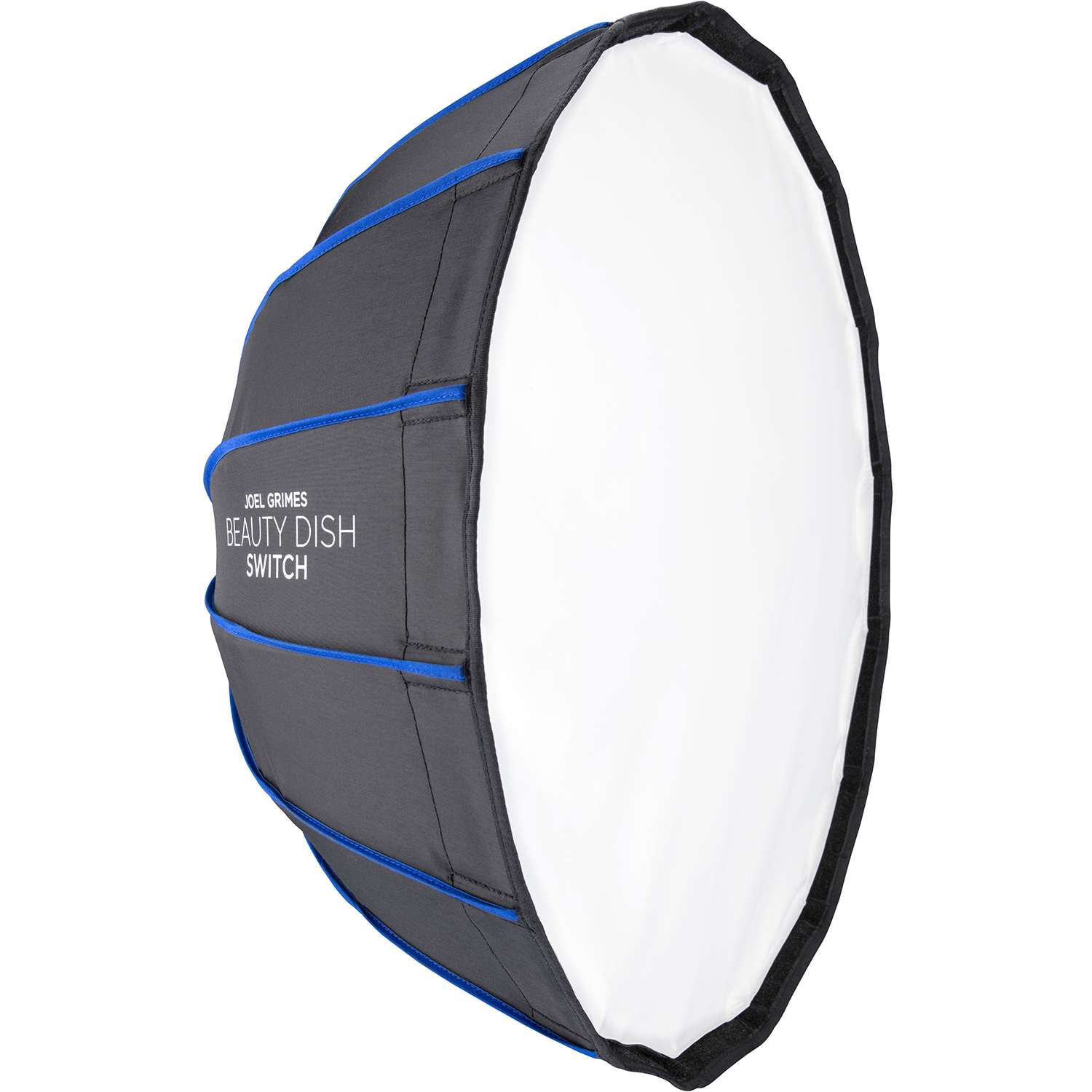 Beauty Dish Switch (White Interior)