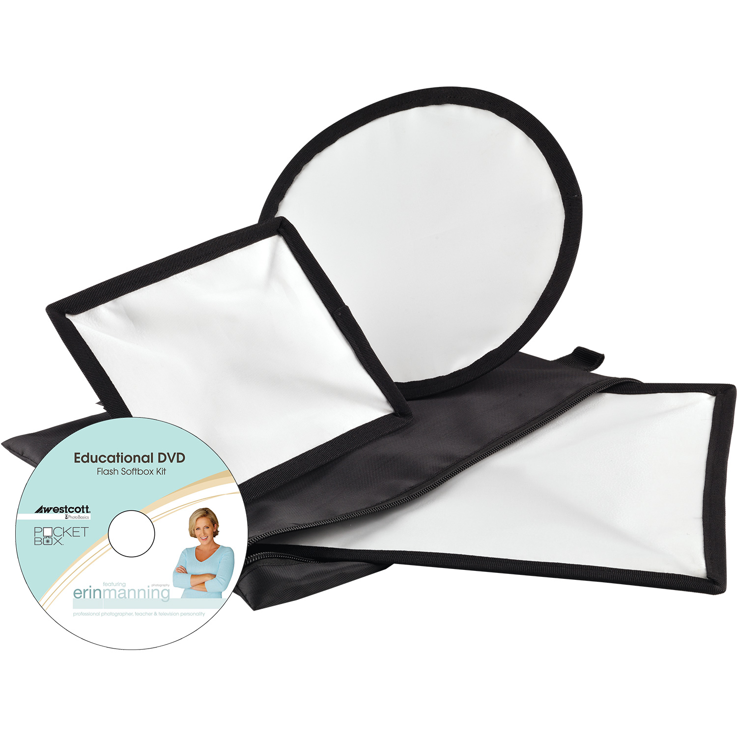 Pocket Box Erin Manning Speedlite Softbox Kit