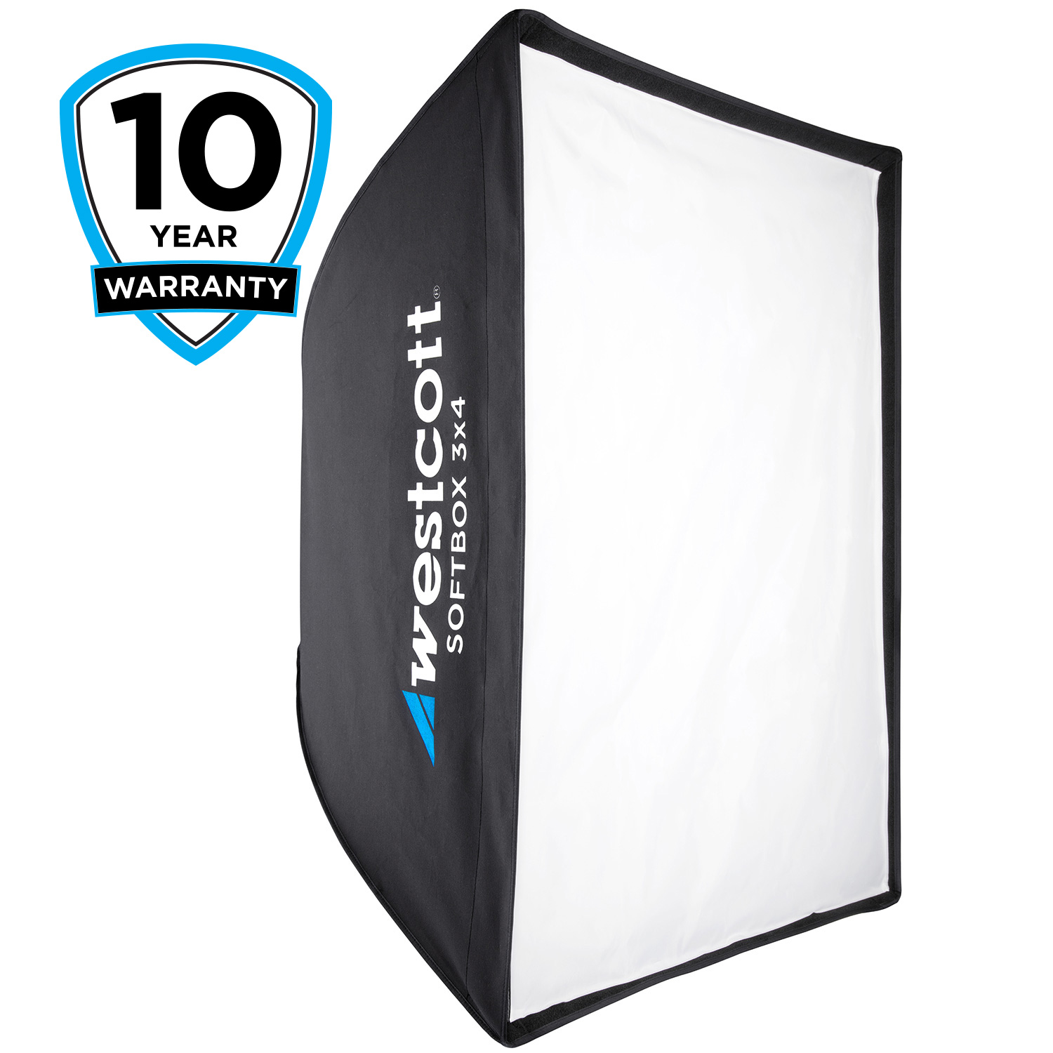 Softbox 3x4 (Silver Interior)