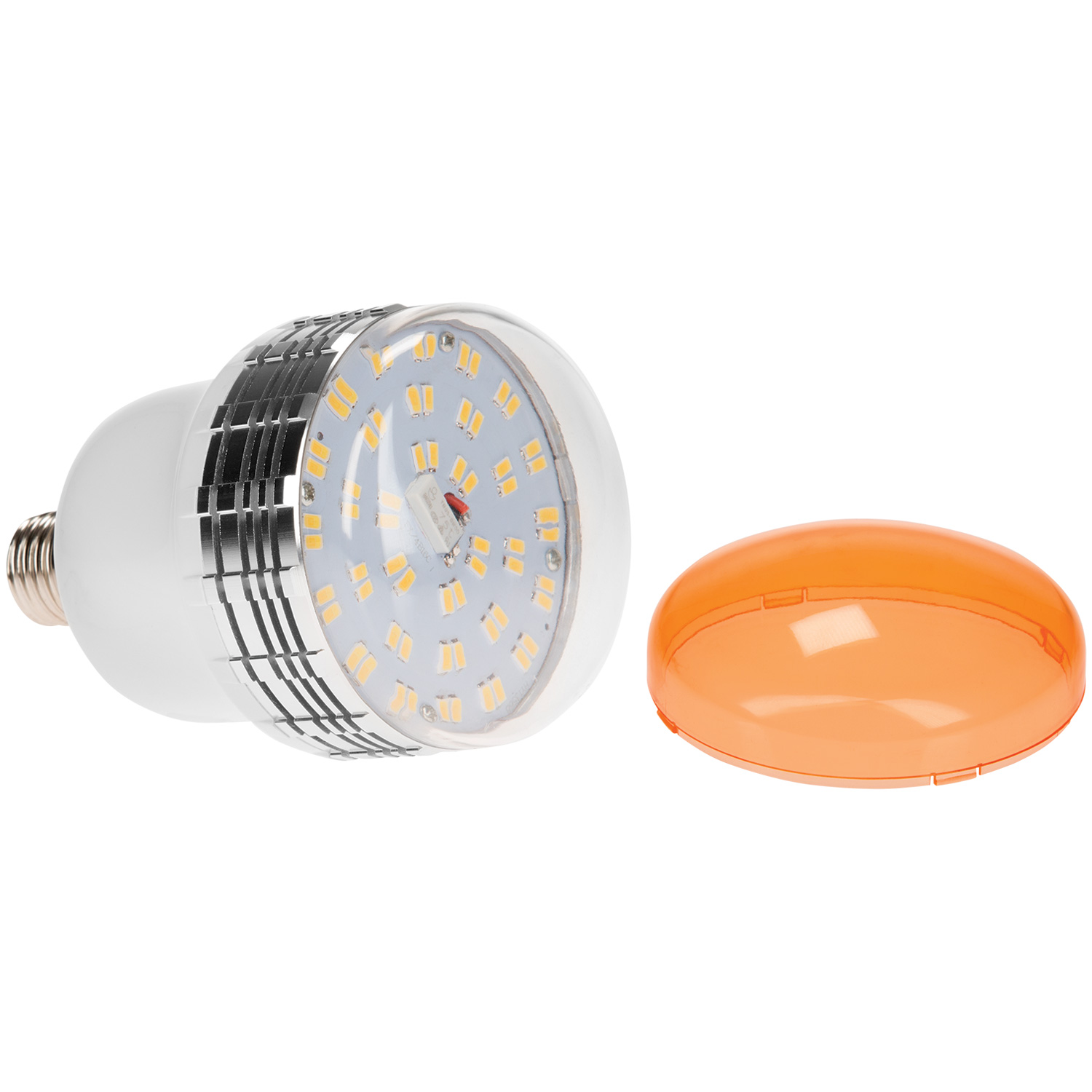 Daylight LED Bulb with Tungsten Cover (35-watt)
