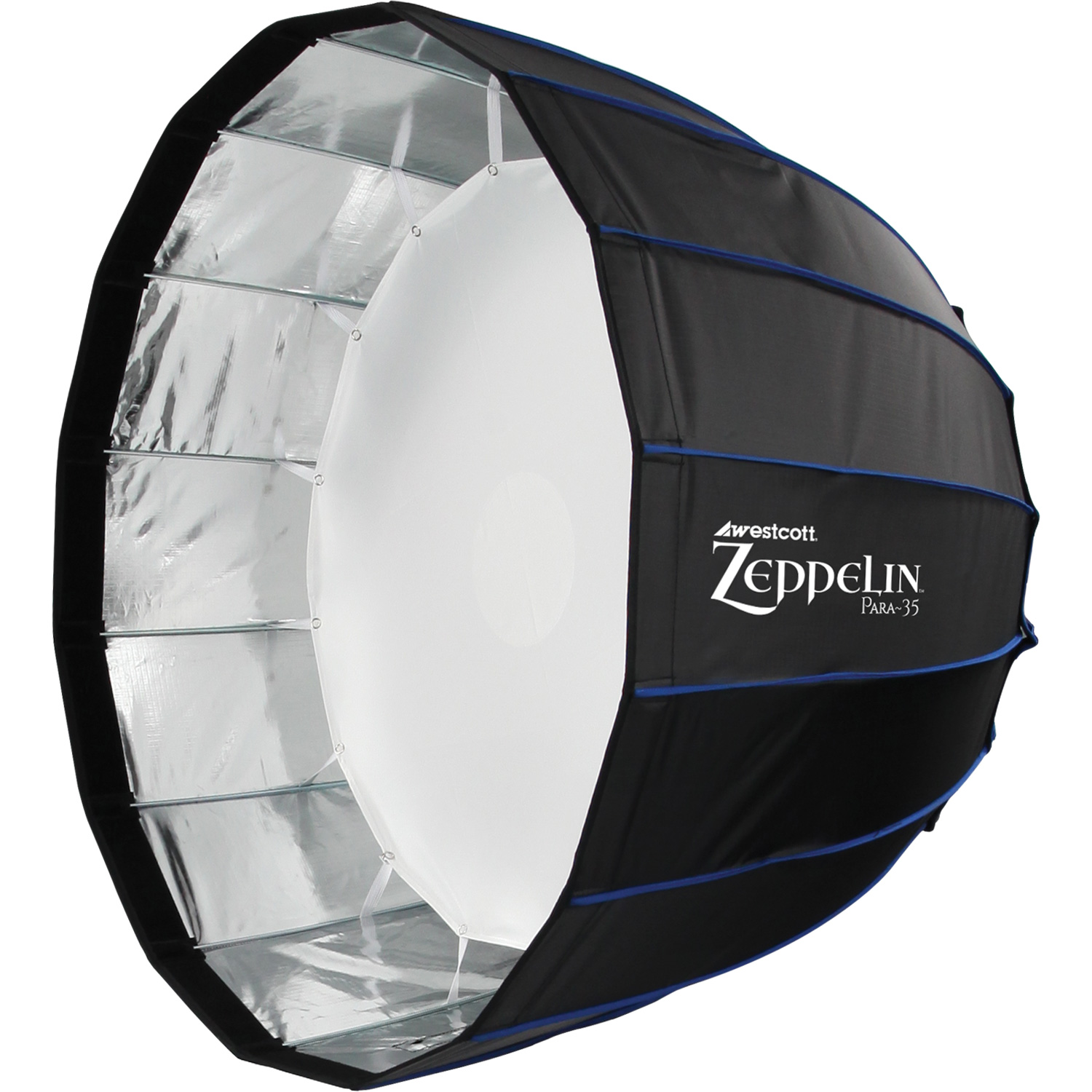 Zeppelin Deep Parabolic Softbox (35-in.)
