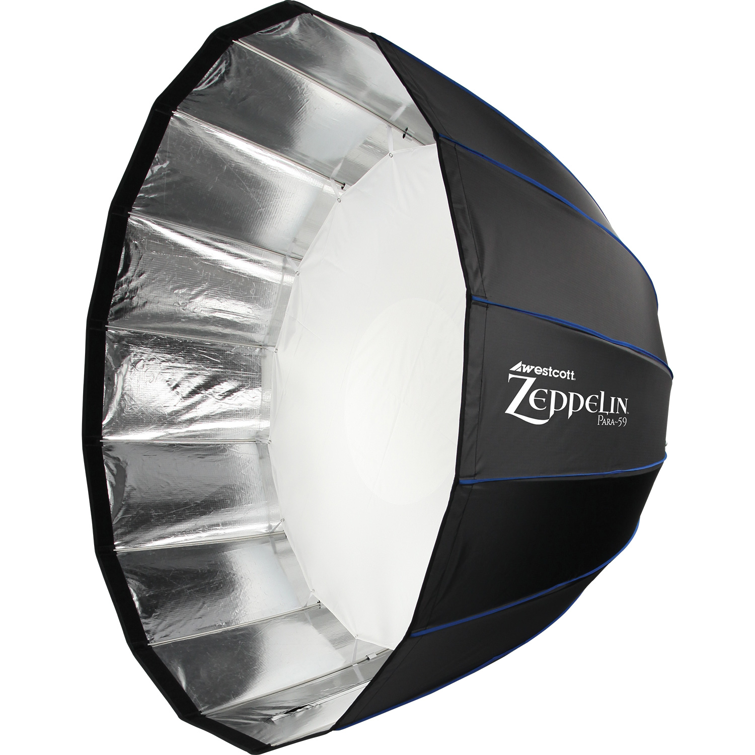 Zeppelin Deep Parabolic Softbox (59-in.)