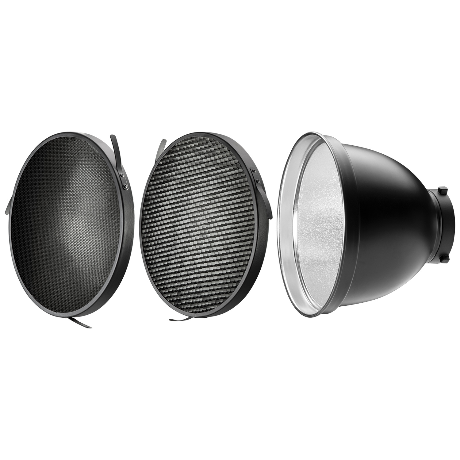70-Degree Wide Reflector with Honeycomb Grids (FJ400/Bowens/Godox Mount)