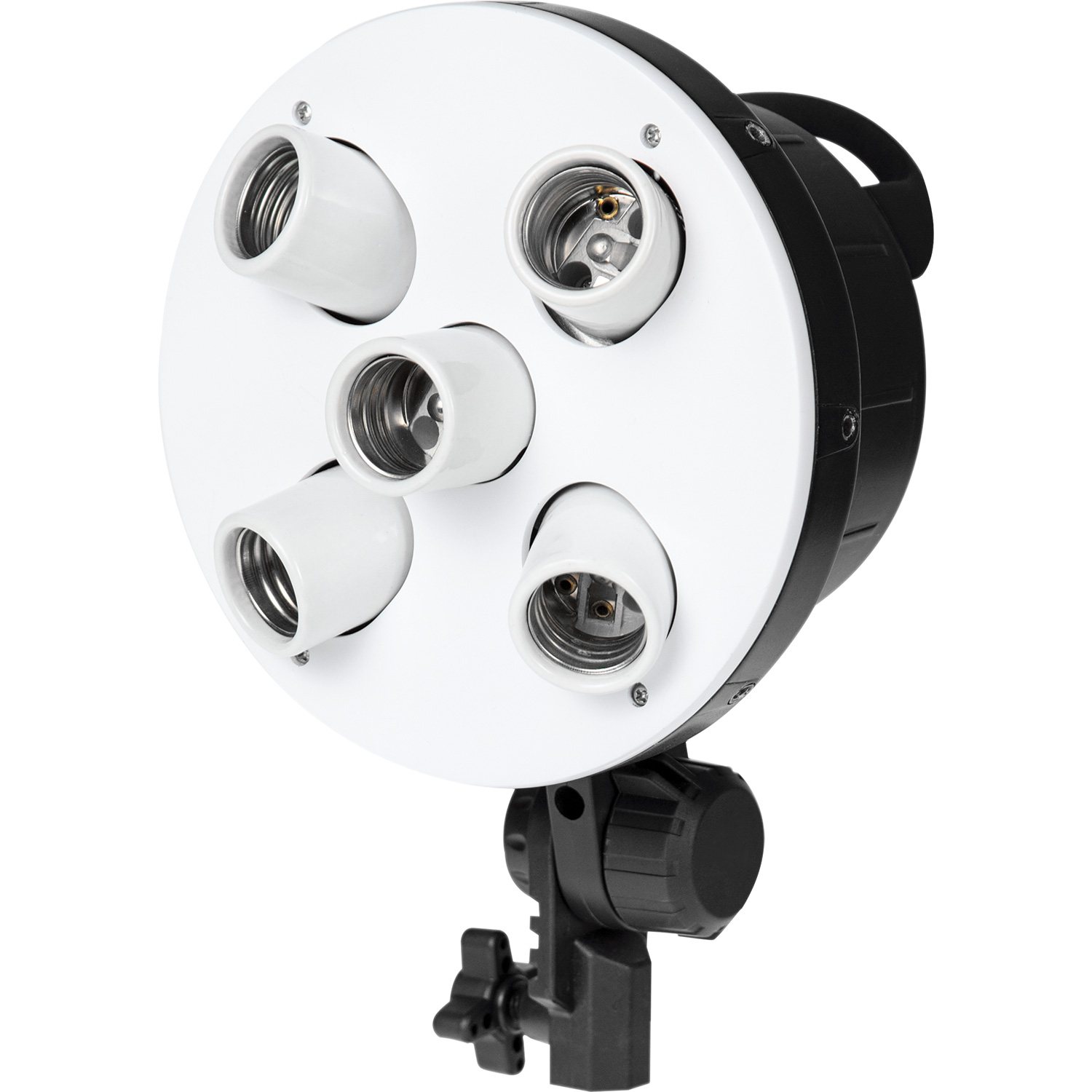 D5 5-Socket Light Head