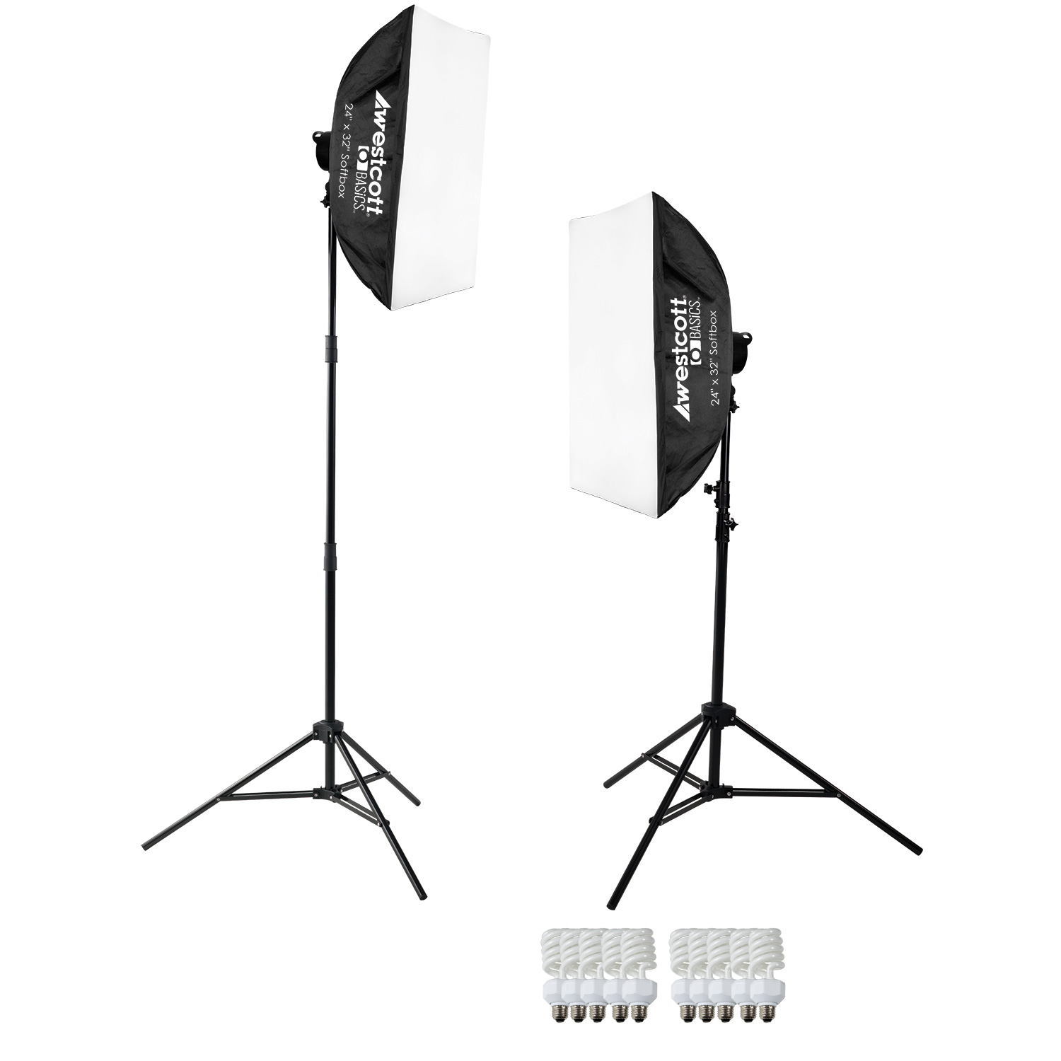 D5 2-Light Softbox Kit with Free Backdrop