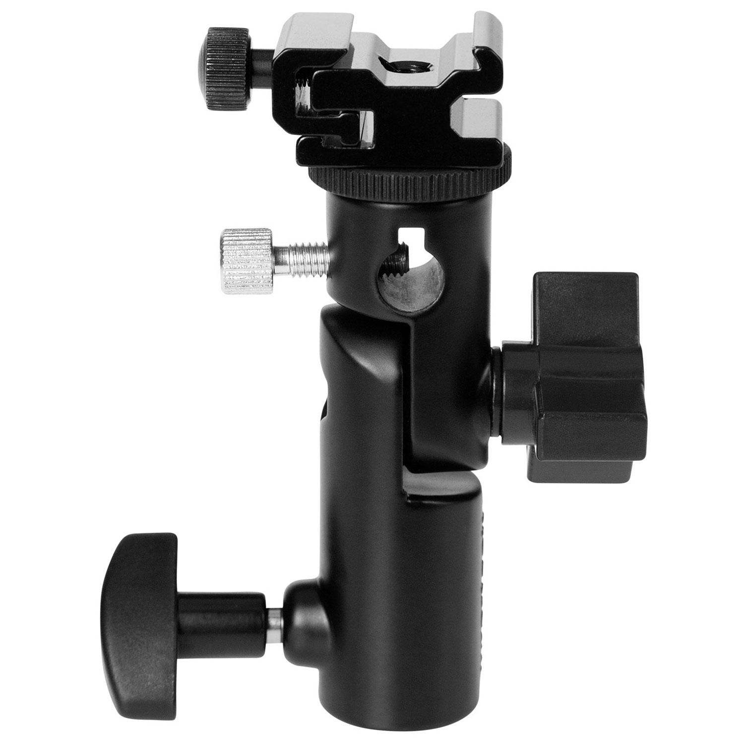 Adjustable Shoe Mount Speedlite Bracket