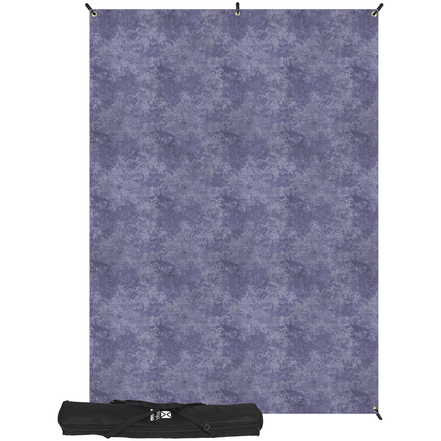 X-Drop Kit with 5' x 7' Backdrop (Slate)