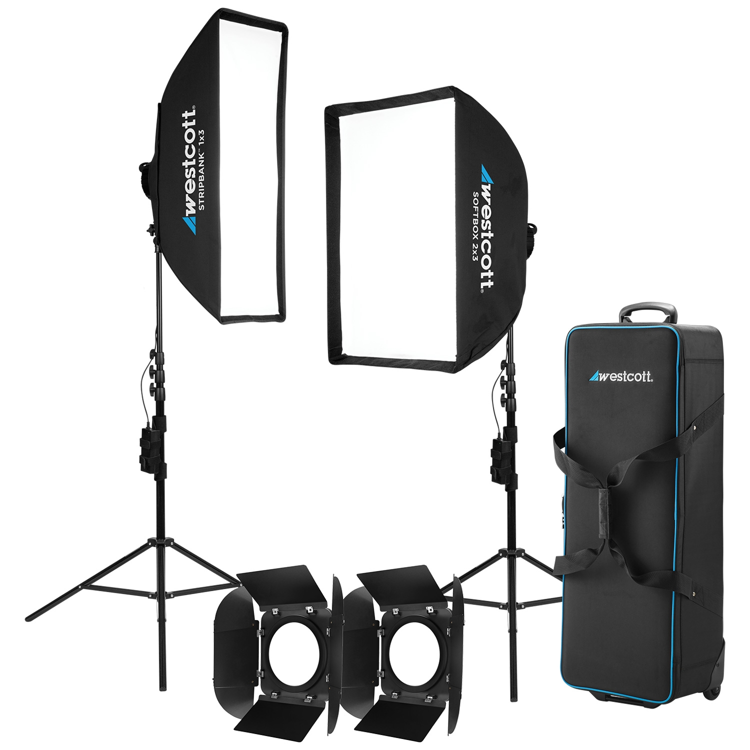 Solix Daylight 2-Light Kit by Jen Rozenbaum (US/CA Plug)