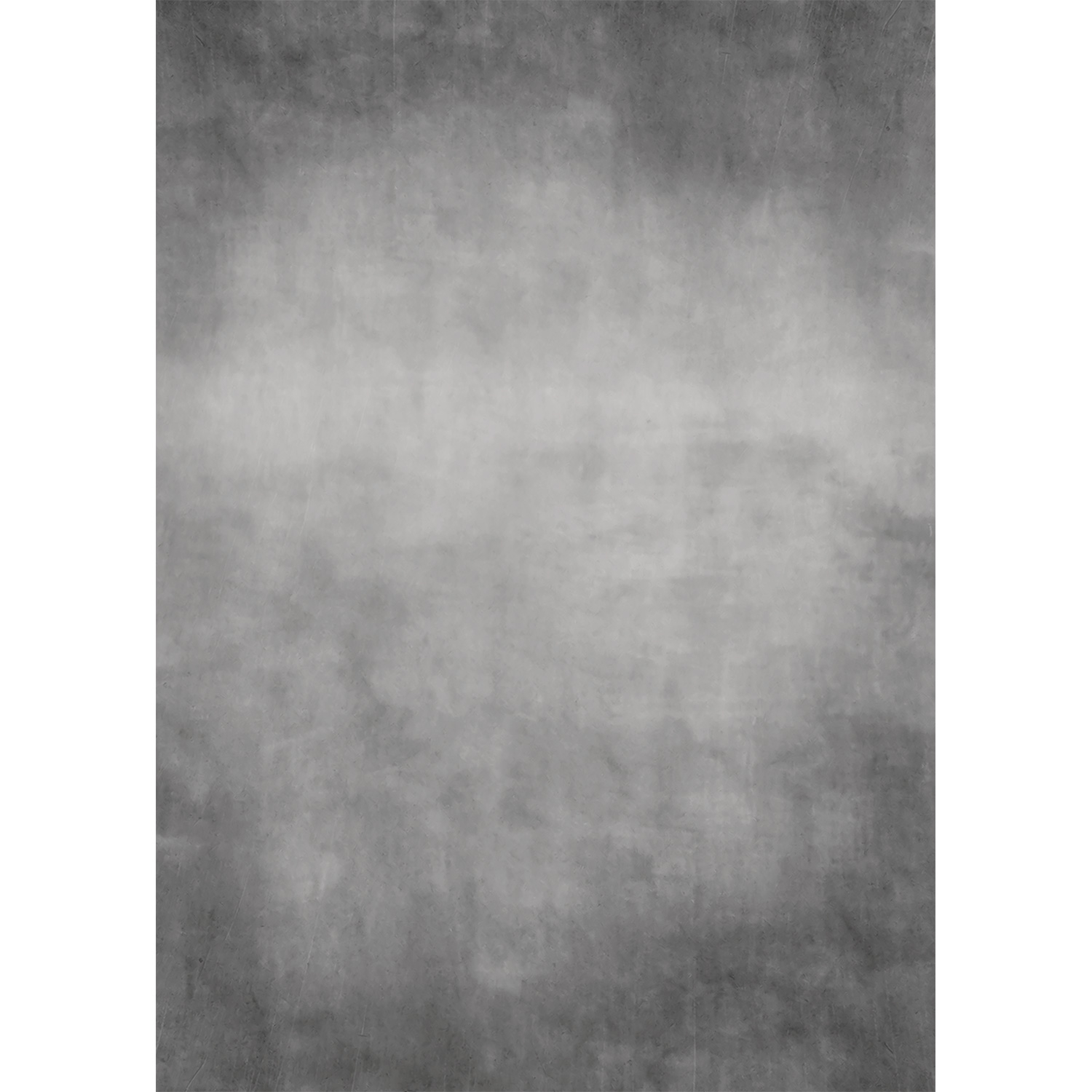 X-Drop Vinyl Backdrop - Vintage Gray by Glyn Dewis (5' x 7')