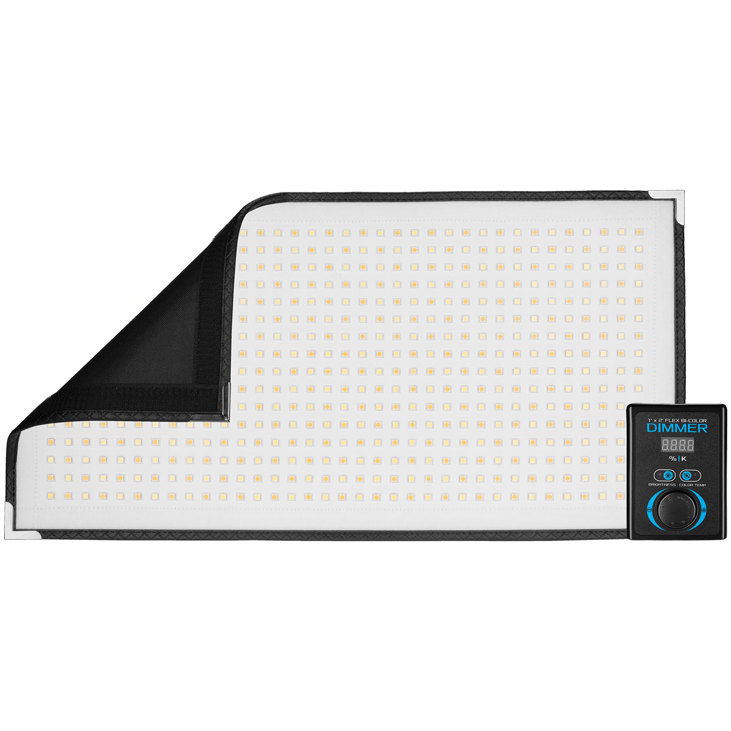 Original Flex Bi-Color LED Mat (1' x 2', US/CA Plug)