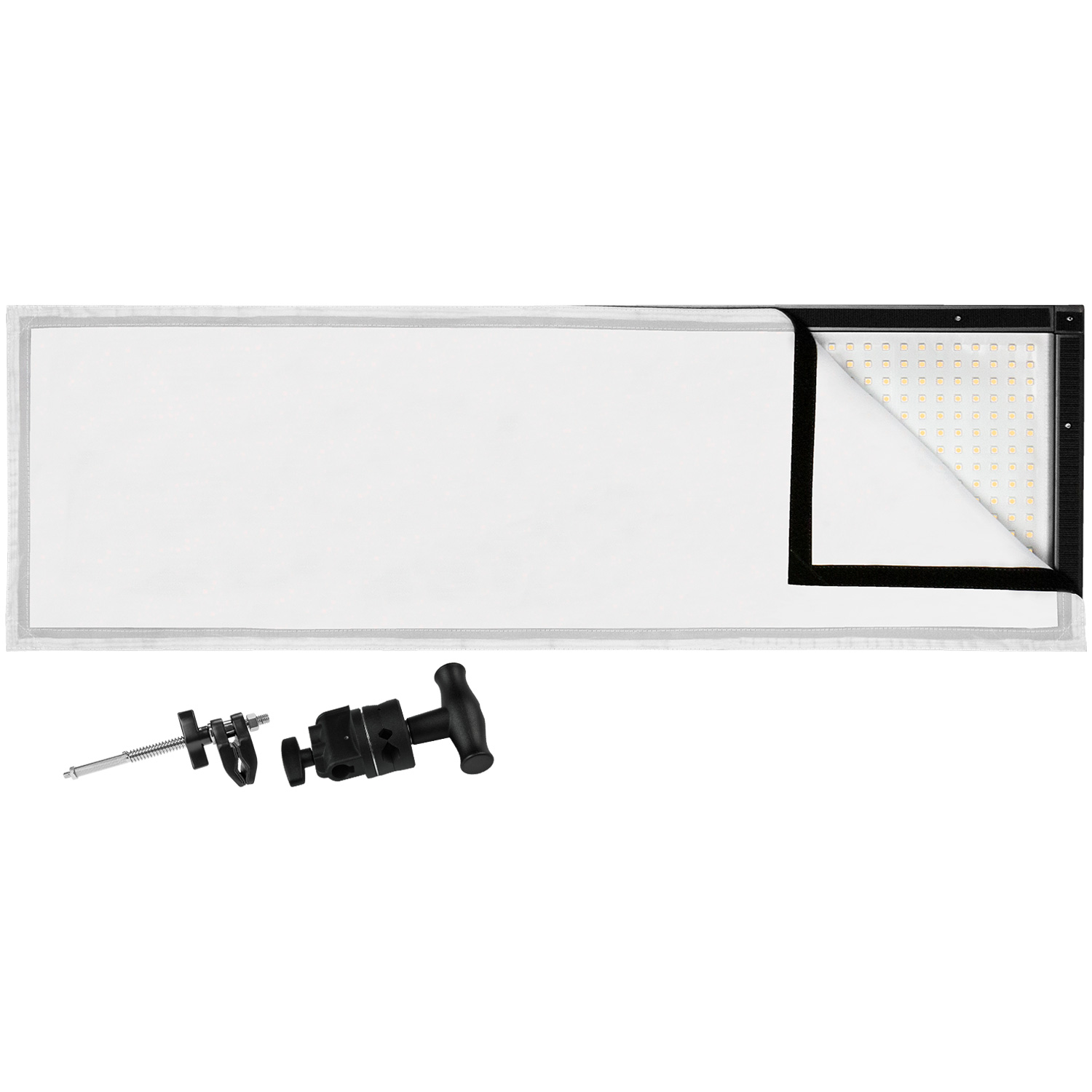 Flex Daylight LED Cine Set (1' x 3')