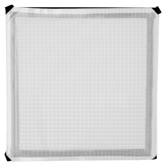 Scrim Jim Cine 1' x 1' 1/2-Stop Grid Cloth Diffuser