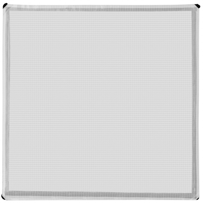 Scrim Jim Cine 2' x 2' 1/2-Stop Grid Cloth Diffuser