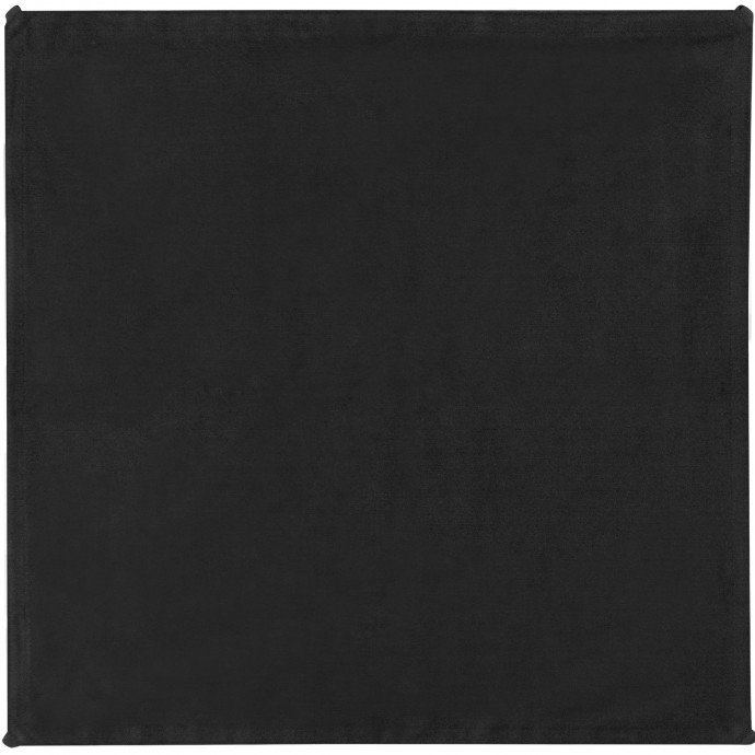 Scrim Jim Cine 2' x 2' Solid Black Block Fabric