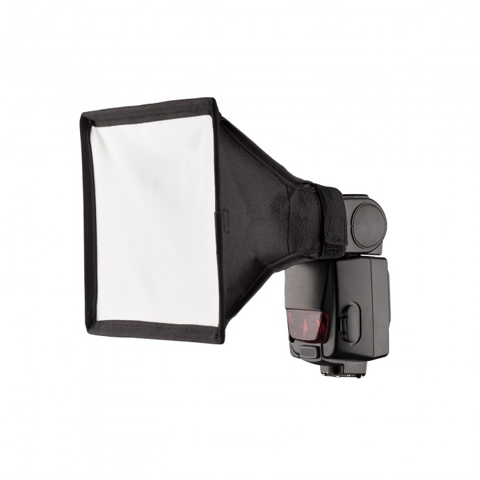 "Pocket Box Mini Speedlight Softbox (6"" x 7"")"