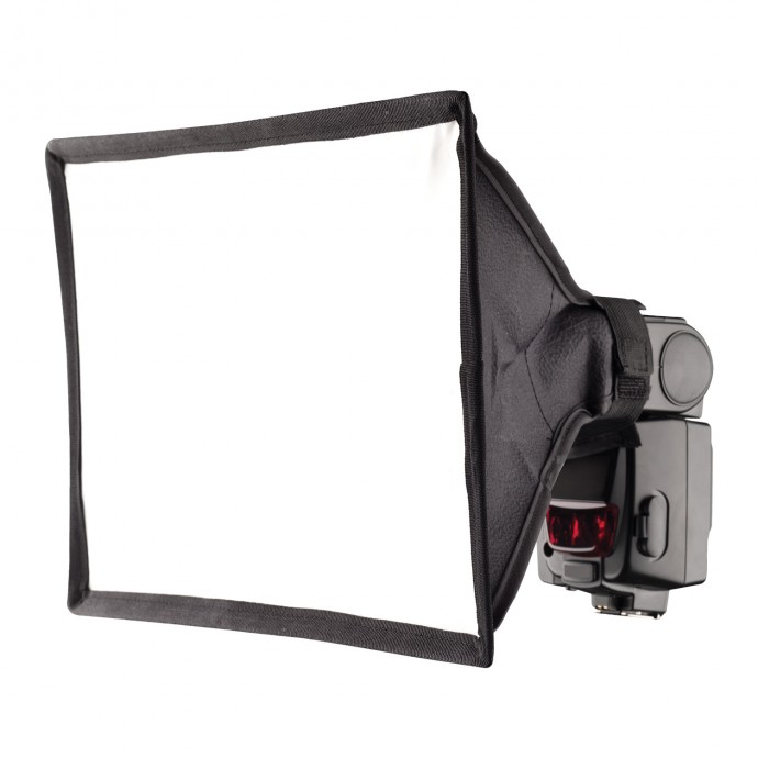 "Pocket Box Max Speedlight Softbox (8"" x 12"")"