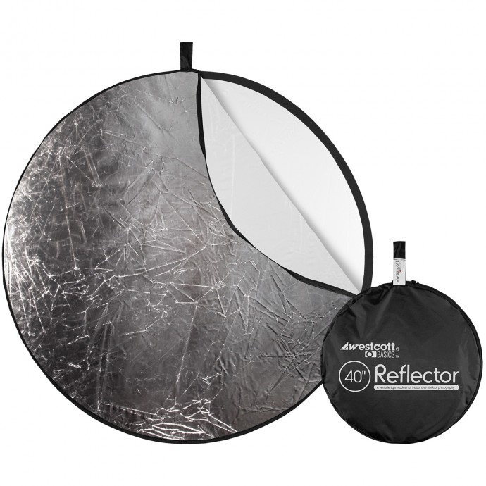 Collapsible 5-in-1 Reflector