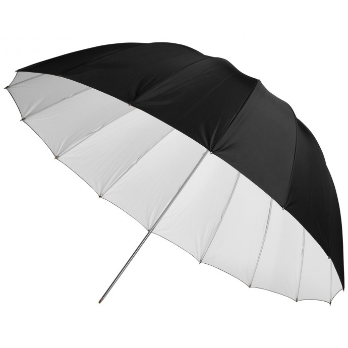 "#5634 - 43"" Apollo Deep Umbrella with White Interior"
