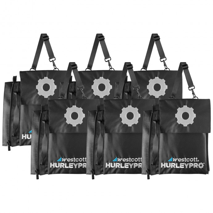 HurleyPro H2Pro Weight Bag (6-Pack)