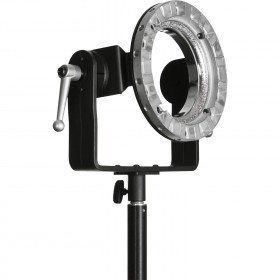 Zeppelin Speedring & Bracket (Elinchrom Mount)