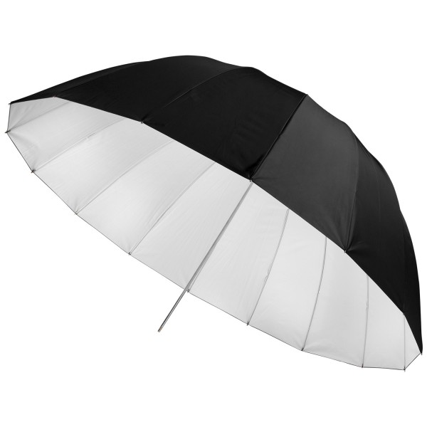 "#5636 - 53"" Apollo Deep Umbrella with White Interior"