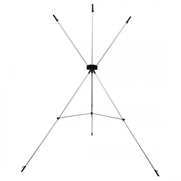 X-Drop 5' x 7' Backdrop Stand