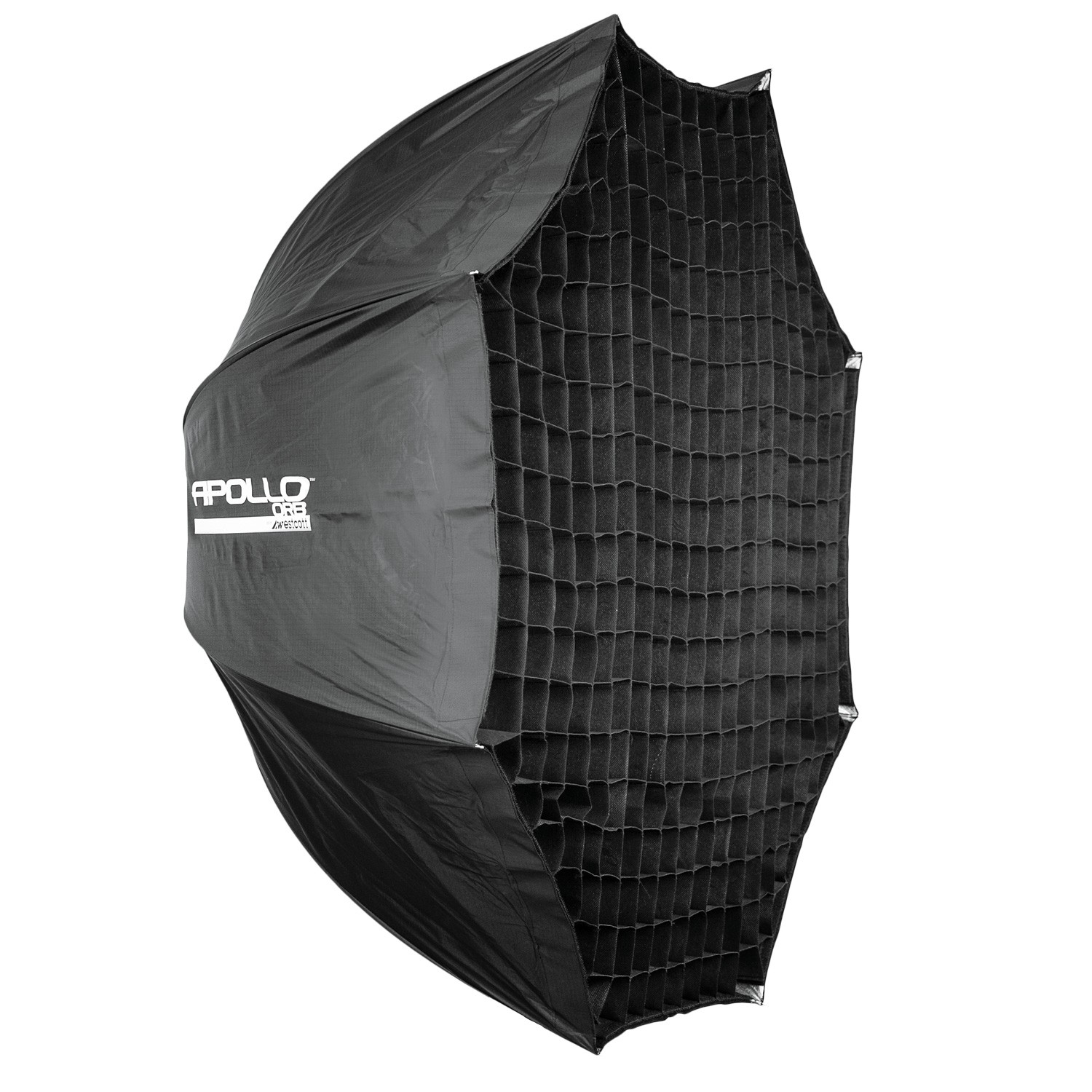 "Westcott Apollo Orb Octabox with 40° Grid (43"") - Includes ..."
