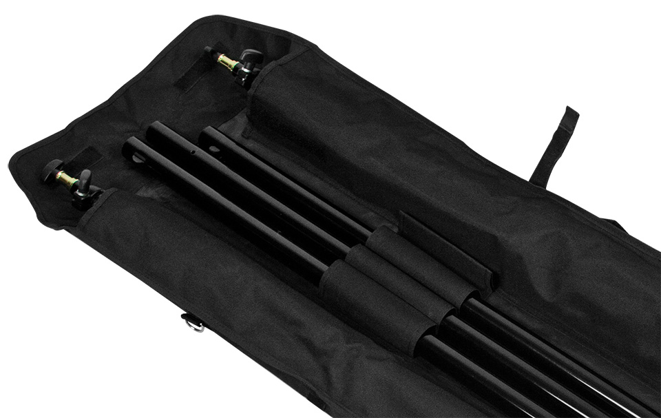 Backdrop travel case