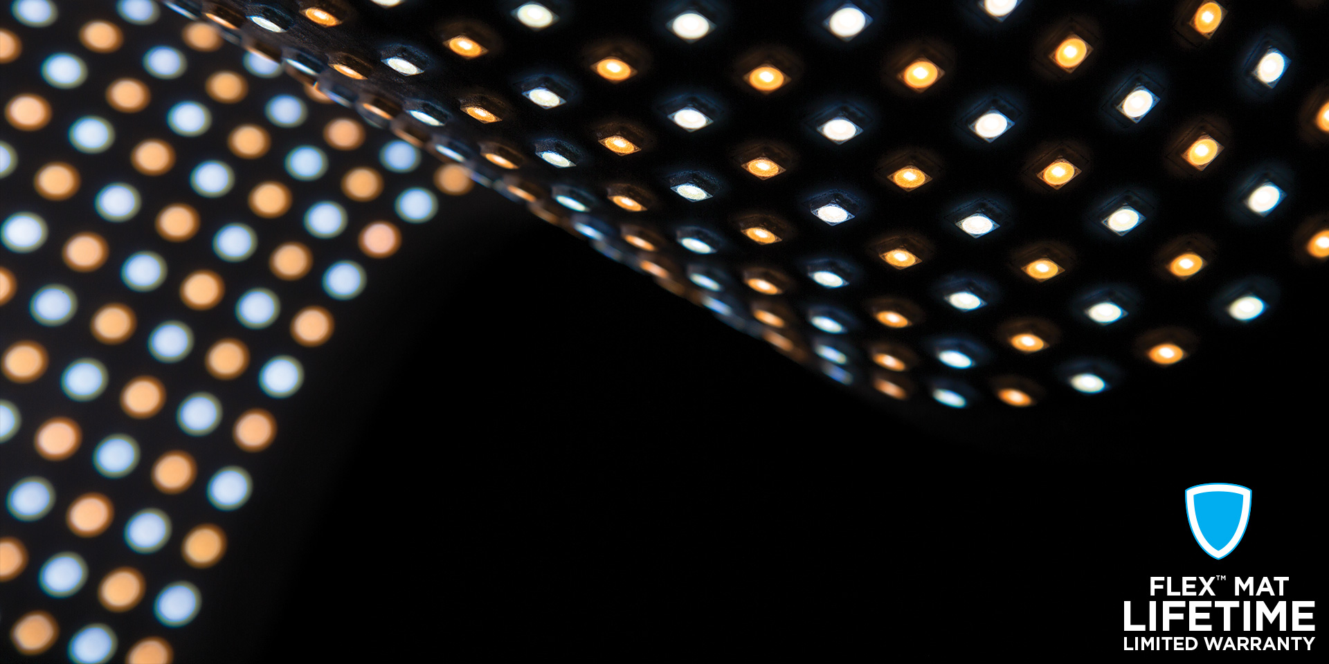 Flexible LED Mats for Photography and Filmmaking with Lifetime Warranty