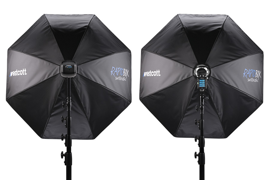 Rapid Box Collapsible Softboxes