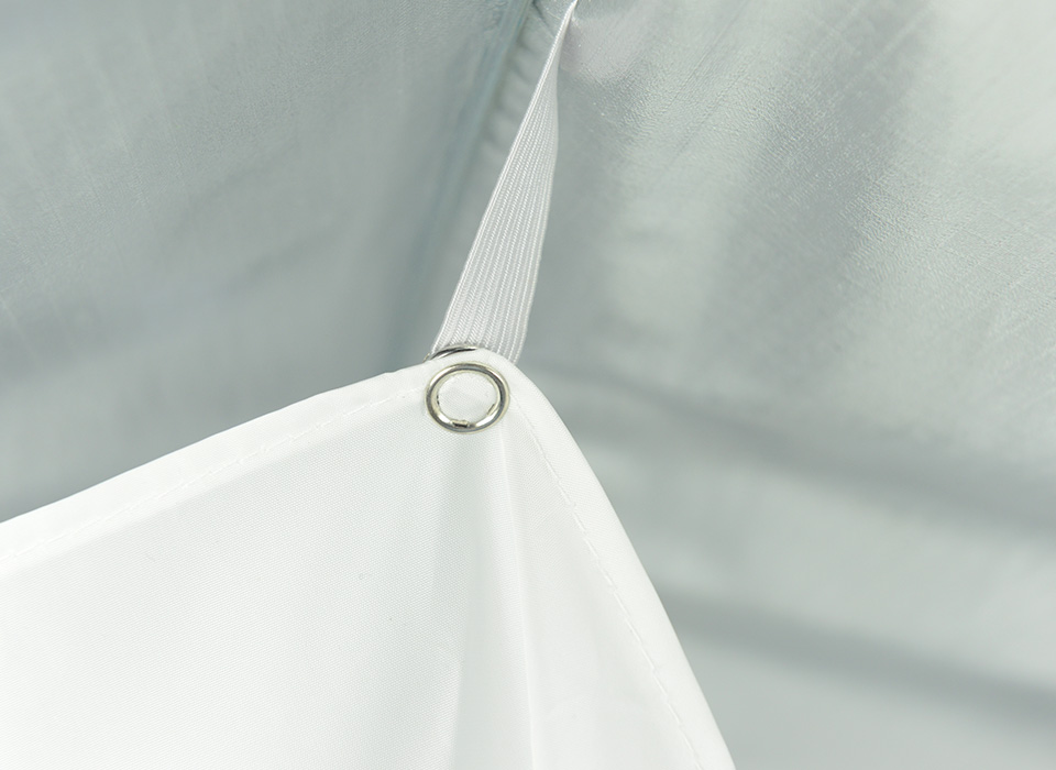 Softbox premium white diffusion fabric