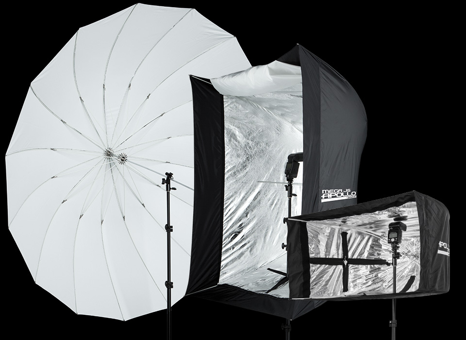 KelbyOne Light Modifier Bundle Components
