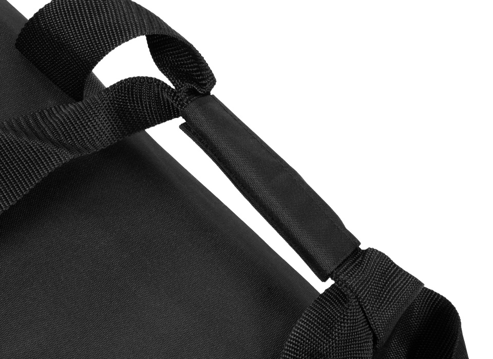 Durable storage case fabric and handle