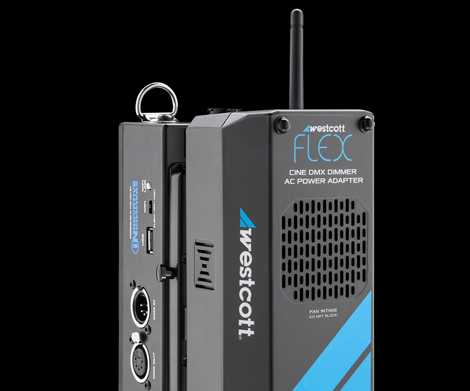 Flex Cine AC Power Brick
