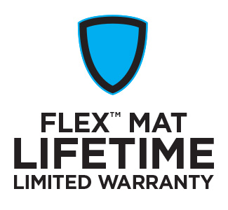 Flex Mat Lifetime Limited Warranty