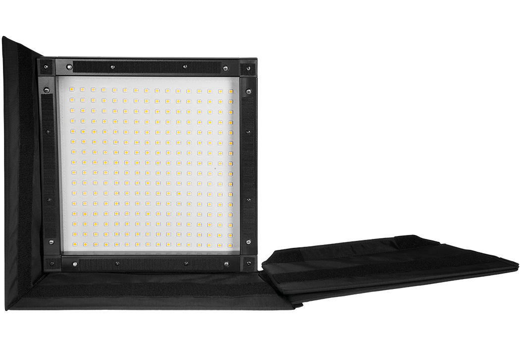 Collapsible Flex LED softboxes