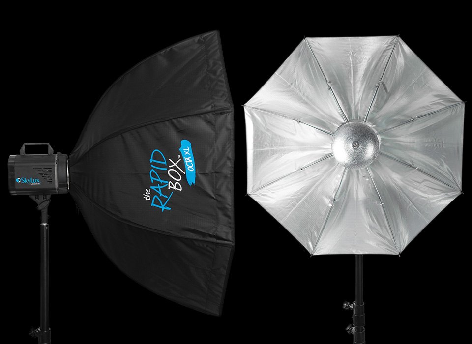 Skylux Rapid Box Studio Lighting Kits